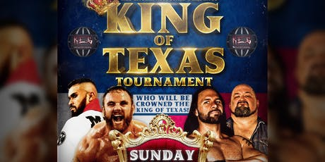 KING OF TEXAS TOURNAMENT presented by KES INTERNATIONAL tickets