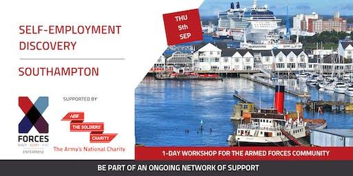 Self-Employment Discovery Workshop: Southampton