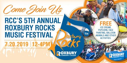 5th Annual Roxbury Rocks
