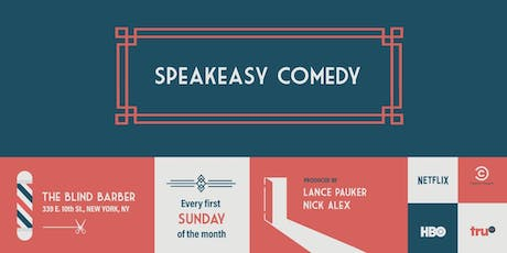 Speakeasy Comedy tickets