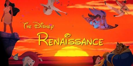 Disney Renaissance Trivia at Maciel's Highland tickets
