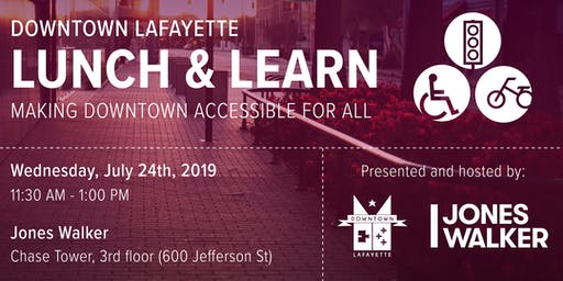 Downtown Lunch & Learn: Accessibility