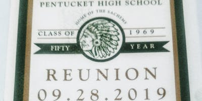 Pentucket High School Class of 1969 Fifty Year Reunion