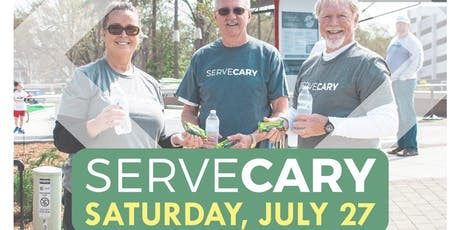 Serve Cary tickets