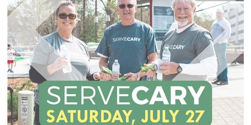 Serve Cary