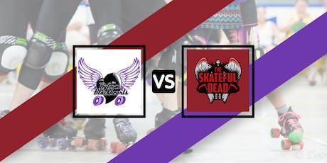Bout: Double Header - Bytown Blackhearts vs Skateful Dead tickets