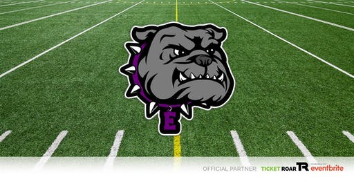 Everman vs Burleson Varsity Football