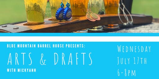 Arts & Drafts with MickyAnn