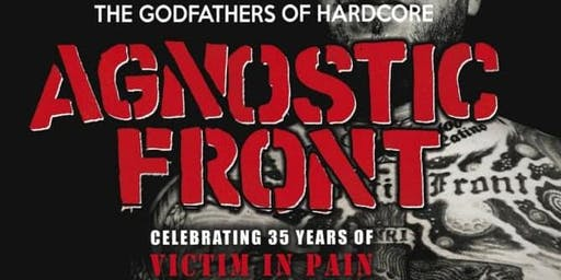 Agnostic Front and Prong with Born of Hate