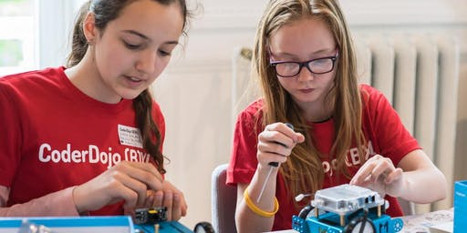 CoderDojo Powered By BeCode BeCentral - 5/7/2019