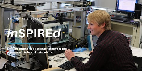 inSPIREd - short and exciting science talks from Schmidt Science Fellows tickets