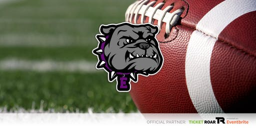 Everman vs Cleburne Black Team Football