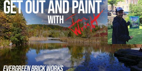 Get Out and Paint, with Ian Wright tickets