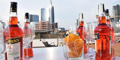 Aperitivo Informale sul Rooftop Panoramico