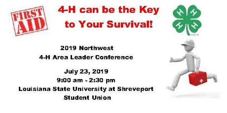4-H Leader Conference tickets