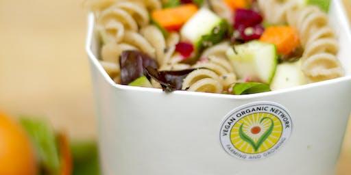 Veganic Pasta Salad