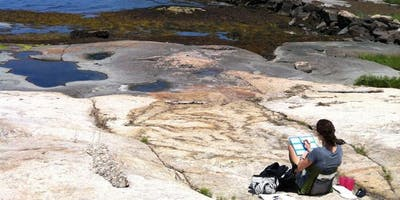 Outer Island Watercolor Workshop