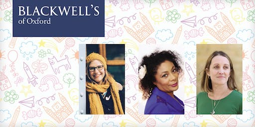 Return to Wonderland with Robin Stevens, Amy Wilson and Patrice Lawrence