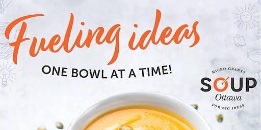Soup Ottawa Summer 2019