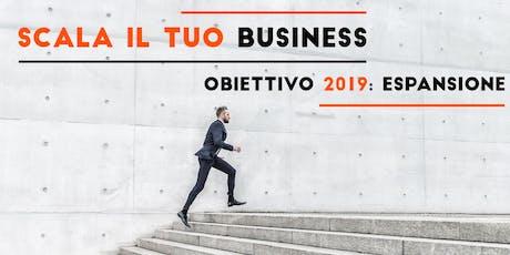 EVENTO Obiettivo 2019: Espansione - Napoli biglietti