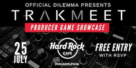 TRAKMEET - Producer Game Showcase tickets