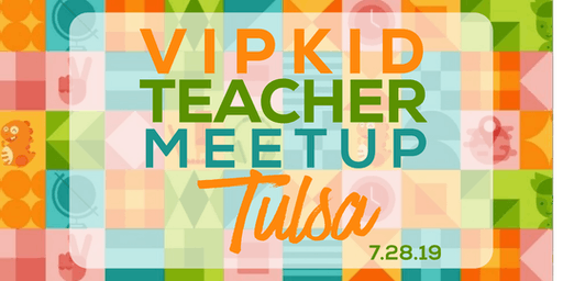 Tulsa, OK VIPKid Meetup hosted by Richelle Wingo