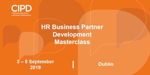 HR Business Partner Development - Masterclass