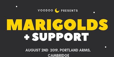 Marigolds + Support tickets