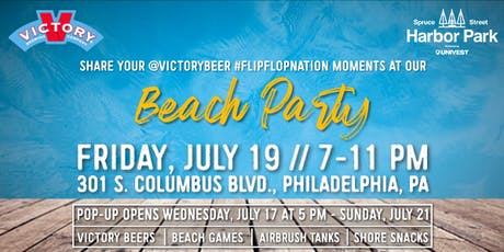 Flip Flop Nation Beach Party tickets