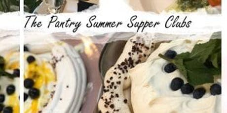 The Pantry Summer Supper Clubs with Arbikie and Buck&Birch tickets