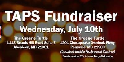 Greene Turtle TAPS Fundraiser