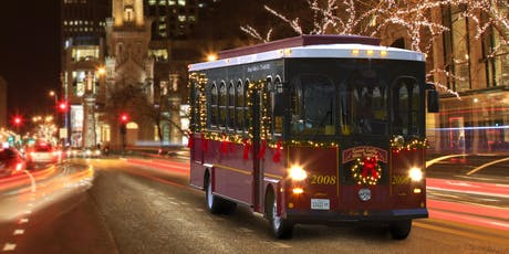 BYOB Holiday Lights Trolley - Columbus tickets
