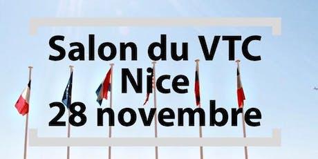Salon du VTC Nice tickets