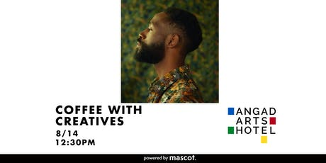 Coffee With Creatives | JerMarco Britton tickets