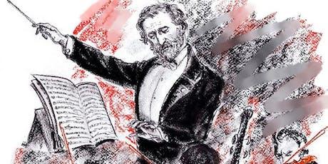 Curso: Grandes Óperas de Verdi entradas