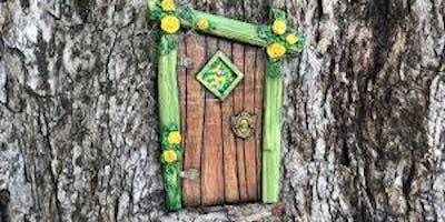 Create Your Own Fairy Door - ages 5 - 12