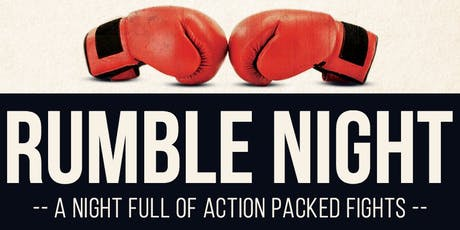 RUMBLE NIGHT tickets