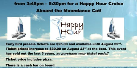Moondance Happy Hour Cruise for Buffalo CARES tickets