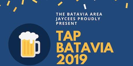 Tap Batavia 2019 tickets