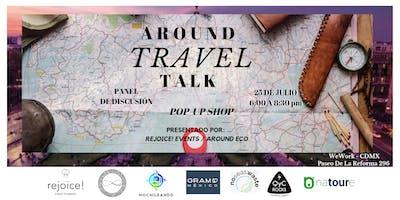 AROUND TRAVEL TALK / Pop-up Shop.