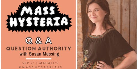 Question Authority: A Q&A with Susan Messing tickets