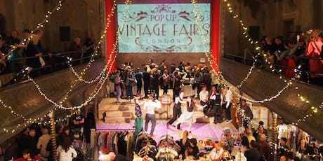 Late Night Vintage Shopping in a Victorian Music Hall! tickets