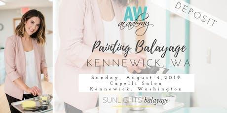 Washington Painting Balayage with Abby Warther DEPOSIT tickets