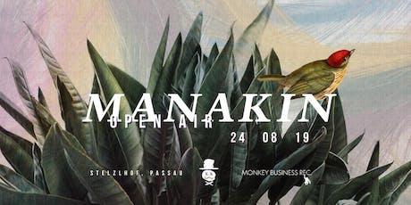 Manakin Festival Tickets