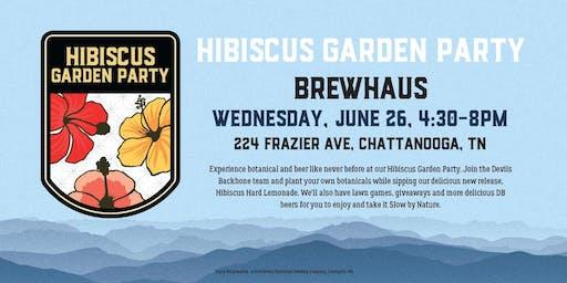 Hibiscus Garden Party