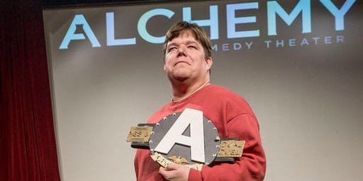 Local Legends: Improv Comedy Inspired by stories from Jeff Melton (Greenville Librarian)