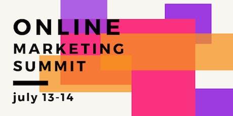 Online Marketing Summit Alberta tickets