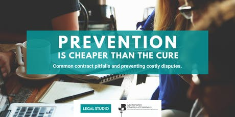 Prevention is cheaper than the cure // Legal Studio tickets