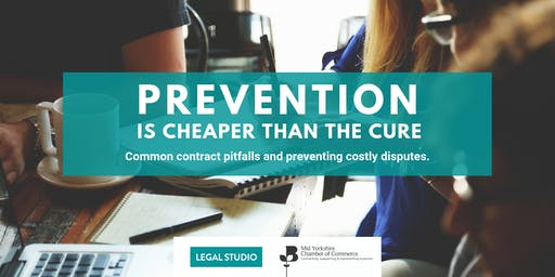Prevention is cheaper than the cure // Legal Studio