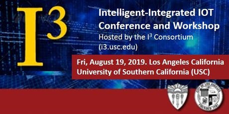 Aug-2019 Intelligent-Integrated IOT Conference and Workshop tickets